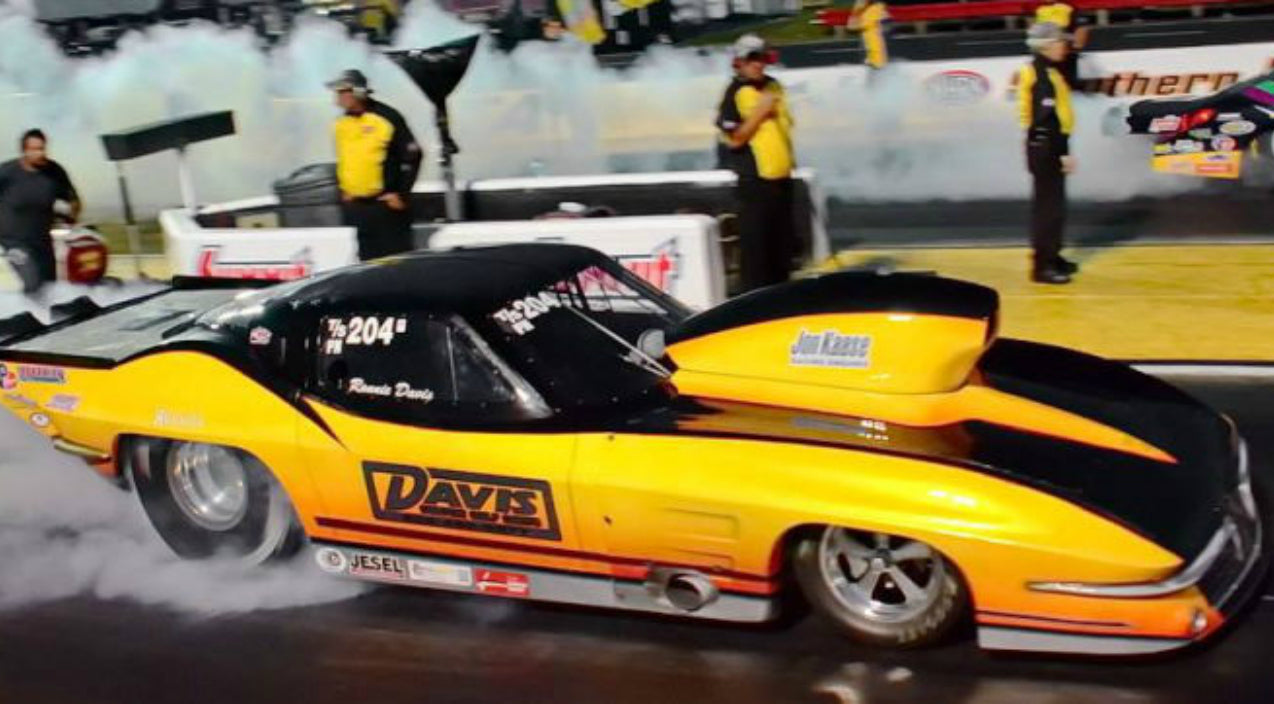 Drag Racing Champ Dies After Corvette Crashes During Race | Country Music Videos