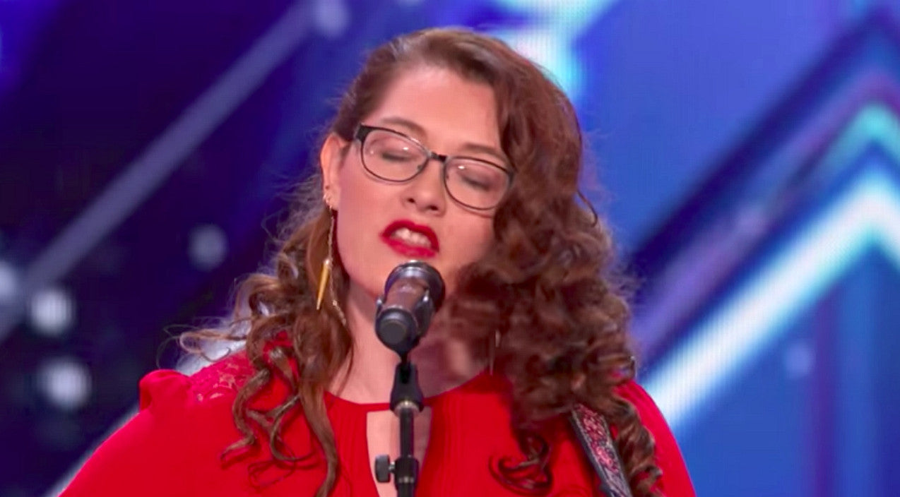 America's got talent Songs | Deaf Singer Earns 'America's Got Talent' Golden Buzzer After Jaw-Dropping Performance | Country Music Videos