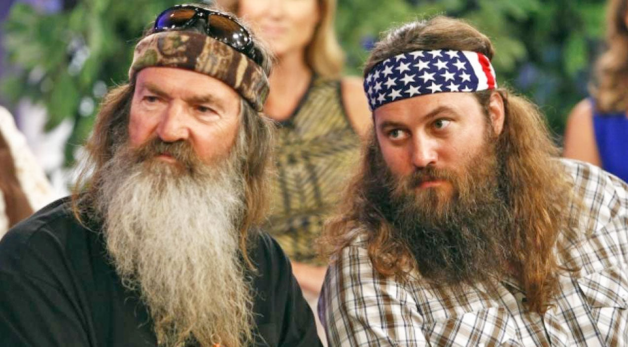 Duck dynasty Songs | Phil & Willie Robertson Go Head To Head In Political Debate | Country Music Videos