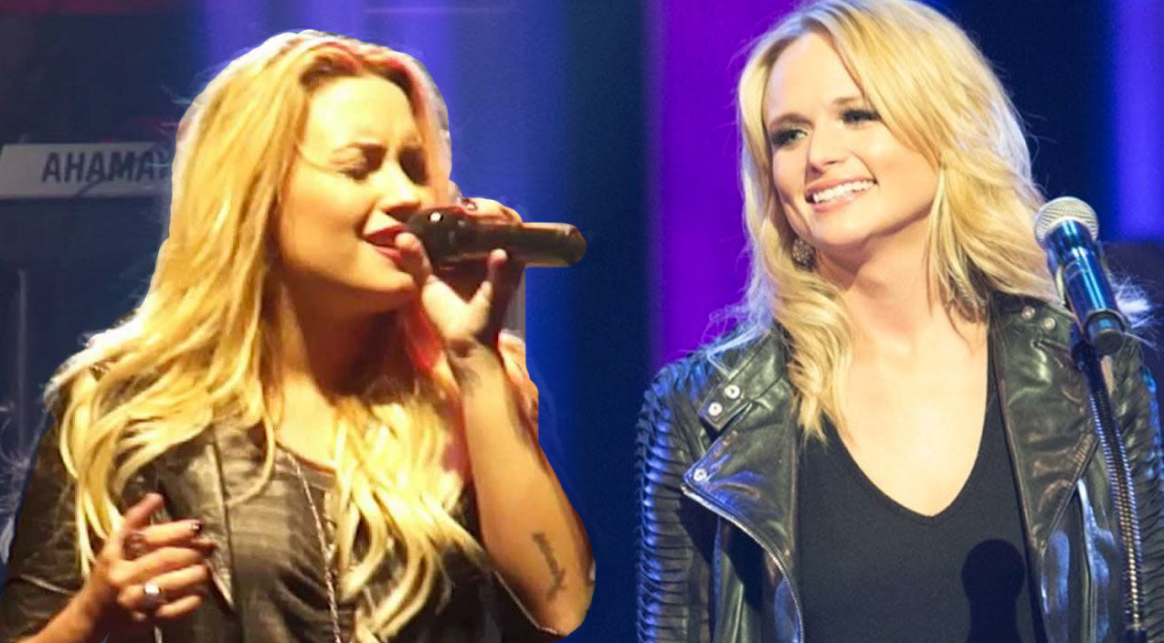 Modern country Songs | Miranda Lambert's 'House That Built Me' Gets Incredible Makeover By Pop Diva | Country Music Videos