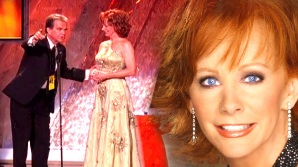 Reba mcentire Songs | Dick Clark & Reba McEntire Improv - 2004 ACM Awards (VIDEO) | Country Music Videos
