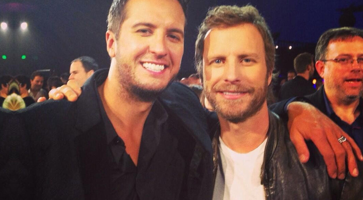 Modern country Songs | Dierks Bentley Predicts What It'll Be Like Hosting With Luke Bryan | Country Music Videos