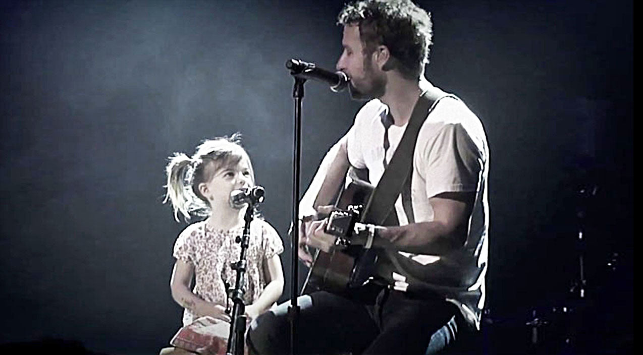 Modern country Songs | Dierks Bentley Brings His Daughter On Stage For Adorable New Duet | Country Music Videos