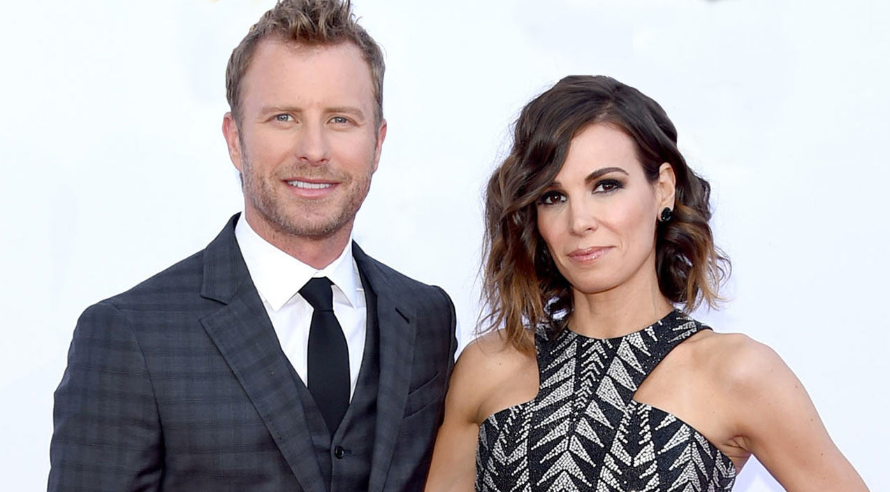 Dierks Bentley Amp Wife Adopt New Family Member Country Rebel