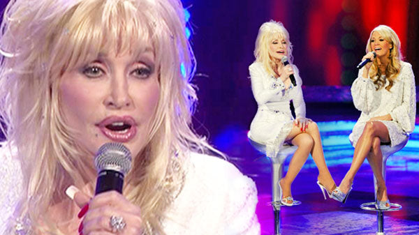 Dolly parton Songs | Dolly Parton and Carrie Underwood Sing