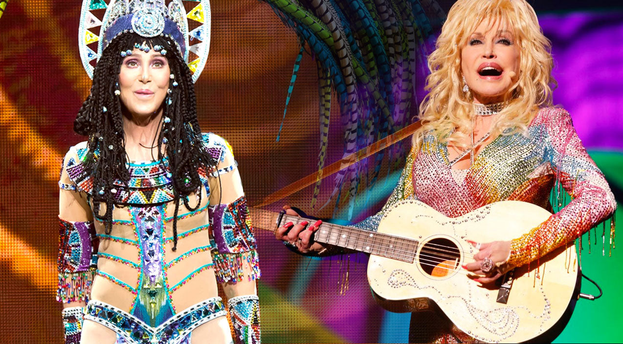 Dolly parton Songs | Dolly Parton Shows Her Angelic Nature In Bizarre 'Heaven & Hell' Duet With Cher | Country Music Videos