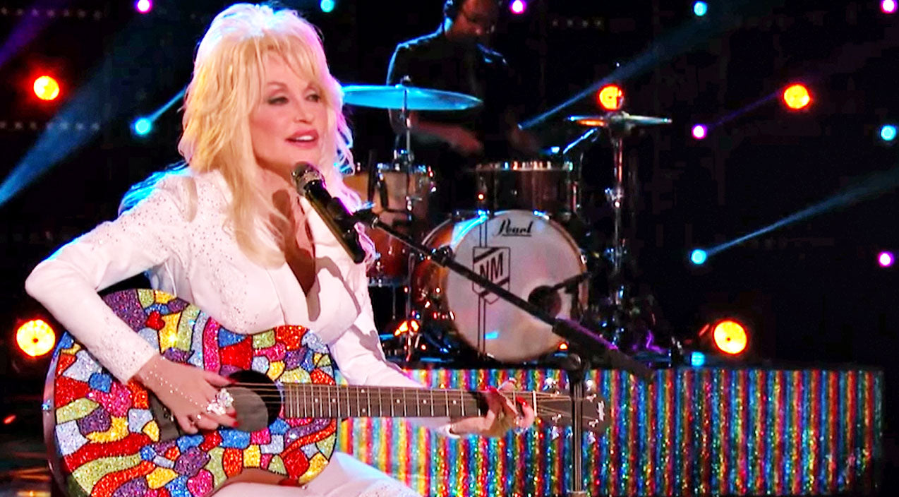The voice Songs | Dolly Parton Stuns 'The Voice' With Heartwarming 'Coat Of Many Colors' Performance | Country Music Videos