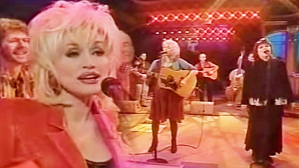 Dolly parton Songs | Dolly Parton - When We're Gone, Long Gone (feat. Emmylou Harris and Linda Ronstadt) | Country Music Videos