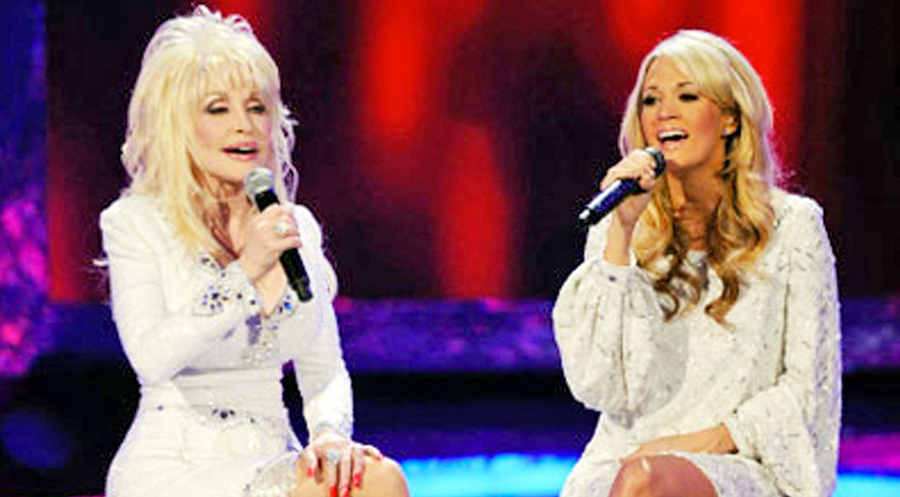 Dolly parton Songs | Dolly Parton & Carrie Underwood Deliver 'I Will Always Love You' Like Never Before | Country Music Videos
