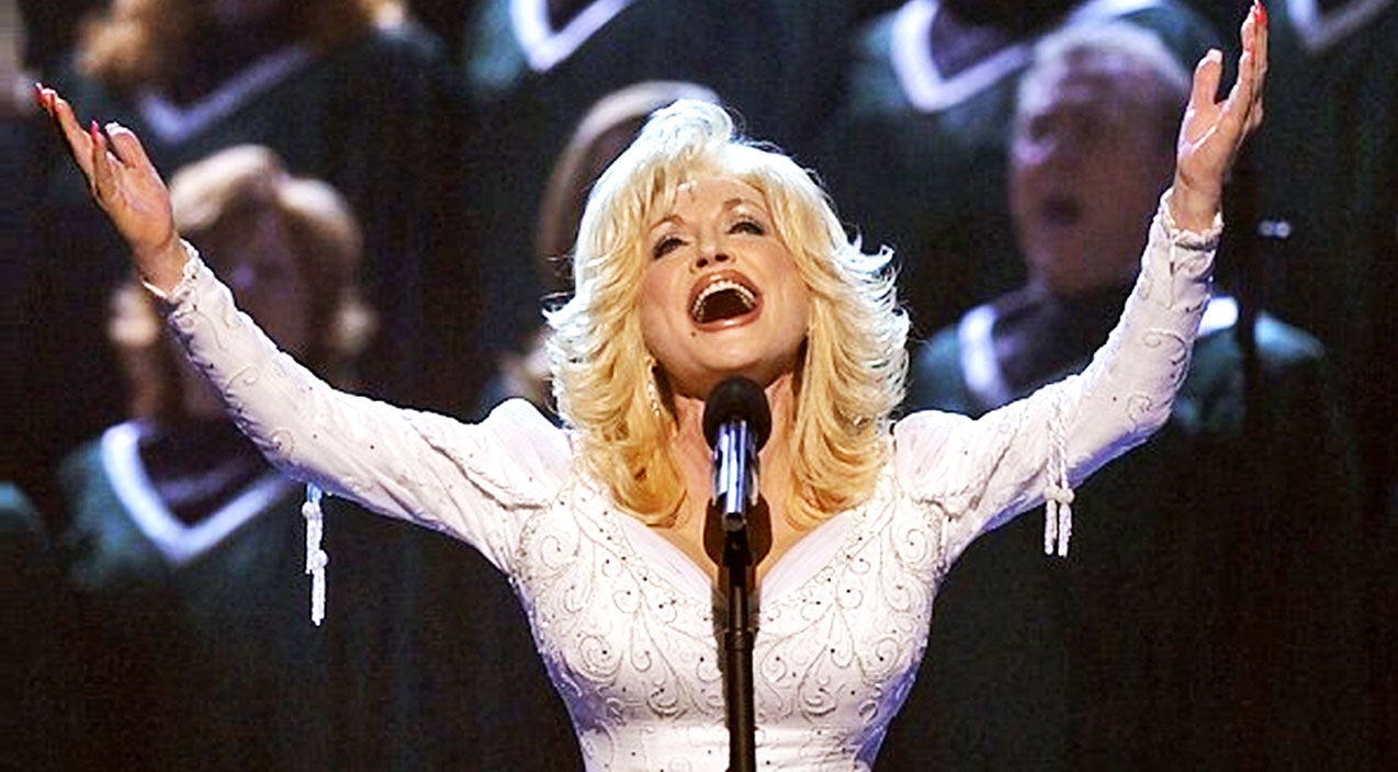 Dolly parton Songs | Dolly Parton Urges All To Forgive With Powerful Tribute To Jesus Christ | Country Music Videos