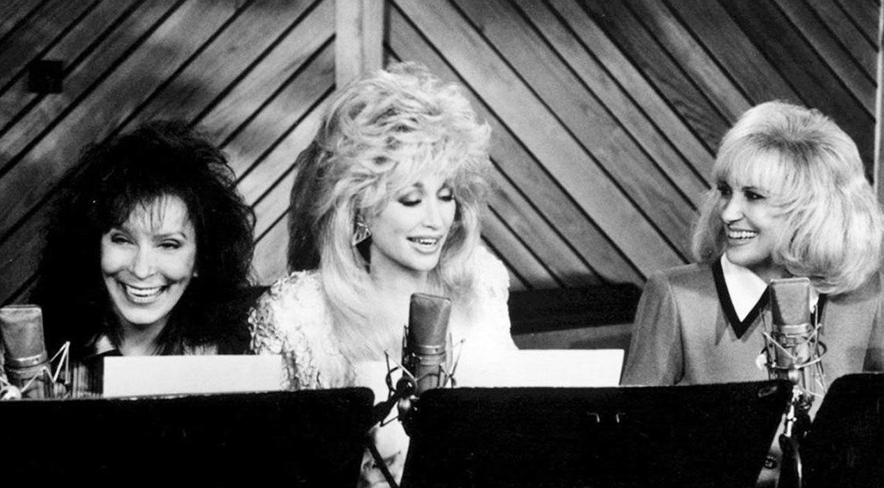 Tammy wynette Songs | Dolly Parton And Her 'Honky Tonk Angels' Perform
