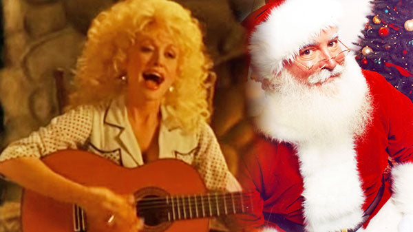 Dolly parton Songs | Dolly Parton - I'd Like to Spend Christmas with Santa (VIDEO) | Country Music Videos