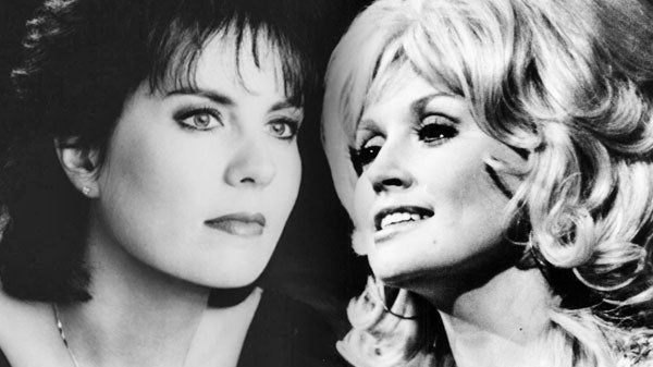 Holly dunn Songs | Dolly Parton And Holly Dunn Perform Touching Rendition Of