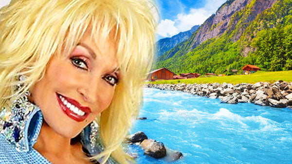 Dolly parton Songs | Dolly Parton - River of Happiness (VIDEO) | Country Music Videos