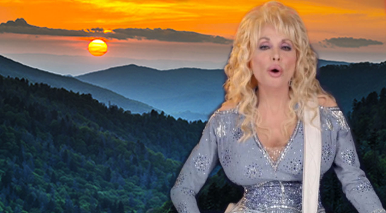 Dolly parton Songs | Dolly Parton's Playful Music Video