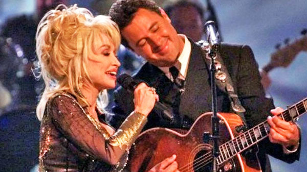 Dolly parton Songs | Dolly Parton and Vince Gill - Hey Good Lookin' (The 75th Grand Ole Opry Live) | Country Music Videos