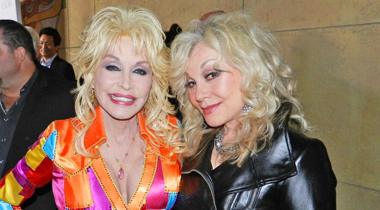 Stella parton Songs | Dolly Parton Honored By Little Sister In New Tribute Album | Country Music Videos