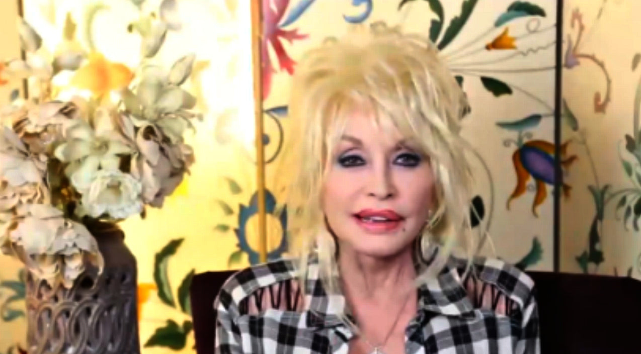 Whitney houston Songs | Dolly Parton Relives Moment She First Heard Whitney Houston Sing 'I Will Always Love You' | Country Music Videos