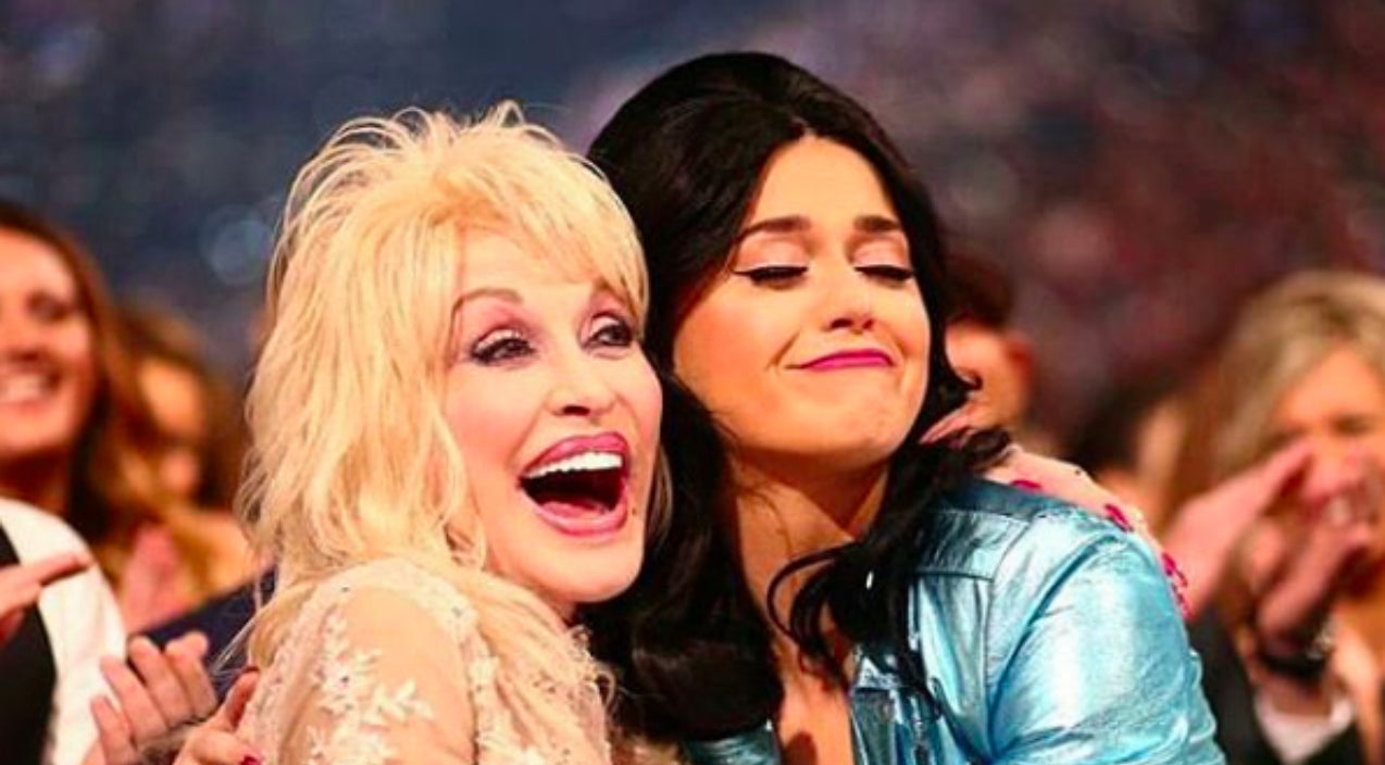 Dolly parton Songs | Dolly Parton & Katy Perry Deliver Mash-Up Of Dolly's Hits During ACM Awards | Country Music Videos