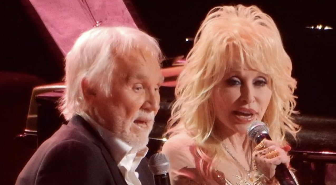 Kenny rogers Songs | Dolly Parton Sings 'I Will Always Love You' To A Surprised And Emotional Kenny Rogers | Country Music Videos