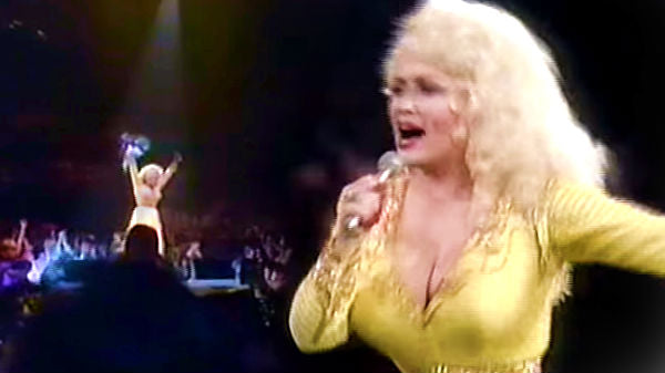 Dolly parton Songs | Dolly Parton - Baby I'm Burning - Live Portland 1985 | Country Music Videos