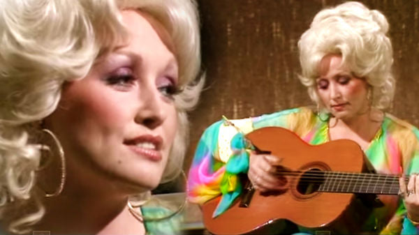 Dolly parton Songs | Dolly Parton - Coat Of Many Colors (Live 1979) | Country Music Videos