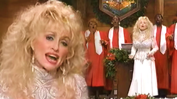Dolly parton Songs | Dolly Parton - Go Tell It On The Mountain (Home From Christmas TV Special) | Country Music Videos