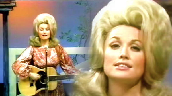 Dolly parton Songs | Dolly Parton - Just Because I'm A Woman | Country Music Videos