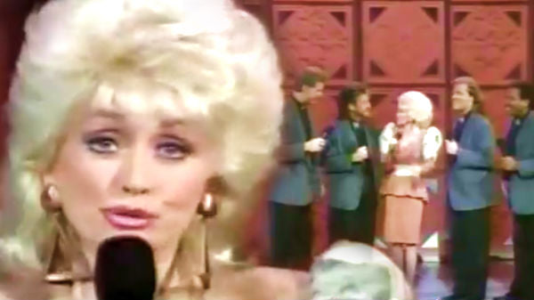 Dolly parton Songs | Dolly Parton - Shattered Image with Acapella on The Dolly Show 1987/88 | Country Music Videos