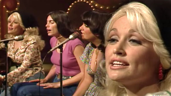 Dolly parton Songs | Dolly Parton, Emmylou Harris and Linda Ronstadt - Bury Me Beneath The Willow (VIDEO) | Country Music Videos