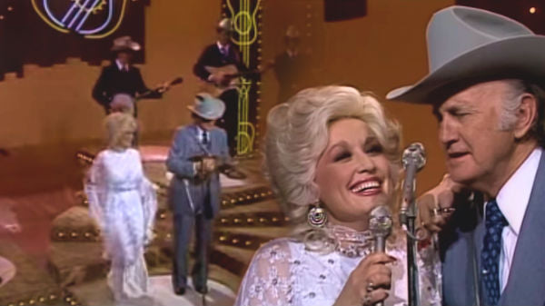 Dolly parton Songs | Dolly Parton and Bill Monroe - Mule Skinner Blues (Live) (WATCH) | Country Music Videos