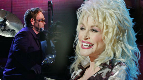 Dolly parton Songs | Dolly Parton and Elton John - Imagine (Live at the CMAs) (WATCH) | Country Music Videos