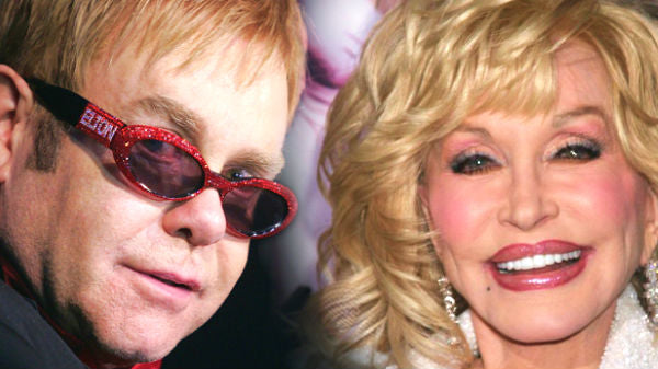 Elton john Songs | Dolly Parton and Elton John - Turn The Lights Out When You Leave (The CMAs 2005) (WATCH) | Country Music Videos