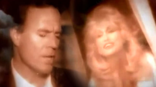Julio iglesias Songs | Dolly Parton and Julio Iglesias - When You Tell Me That You Love Me | Country Music Videos