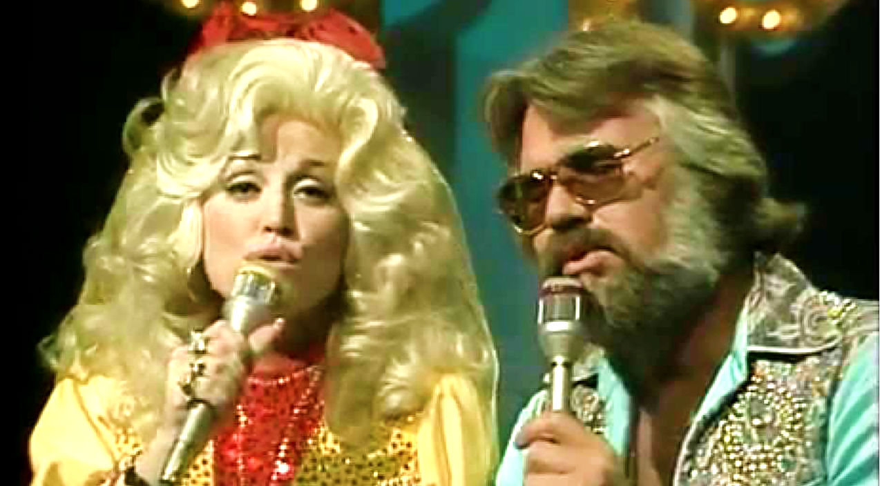 Kenny rogers Songs | Dolly Parton and Kenny Rogers Medley On The Dolly Show (1976) (WATCH) | Country Music Videos