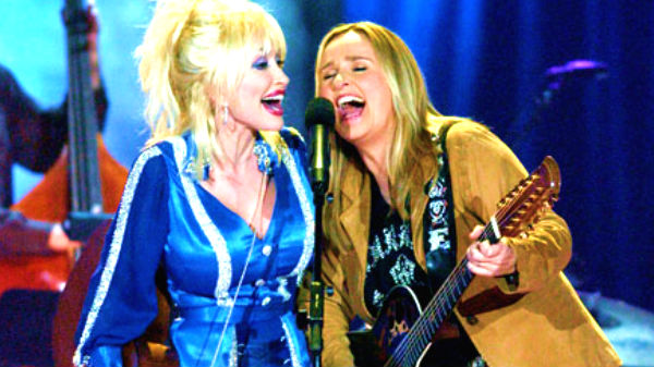 Melissa etheridge Songs | Dolly Parton and Melissa Etheridge - I Want to Be in Love (Crossroads) (VIDEO) | Country Music Videos