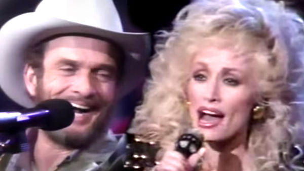 Merle haggard Songs | Dolly Parton And Merle Haggard Singing 'Mama Tried' Is Just What The Doctor Ordered | Country Music Videos