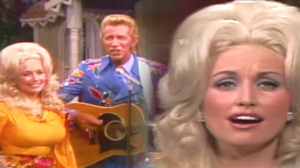 Dolly parton Songs | Dolly Parton and Porter Wagoner - If Teardrops Were Pennies | Country Music Videos