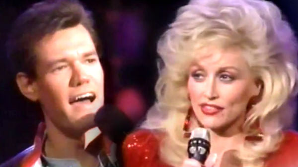 Randy travis Songs | Dolly Parton and Randy Travis - Blue Blue Day (On the Dolly Show) (VIDEO) | Country Music Videos