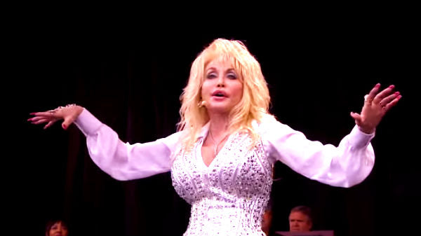 Dolly parton Songs | Dolly Parton and Richie Sambora - Lay Your Hands On Me (Live) (VIDEO) | Country Music Videos
