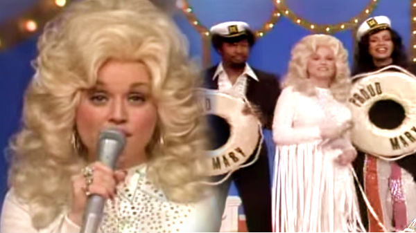 Dolly parton Songs | Dolly Parton with Marilyn McCoo and Billy Davis Jr. - Proud Mary (LIVE) (VIDEO) | Country Music Videos