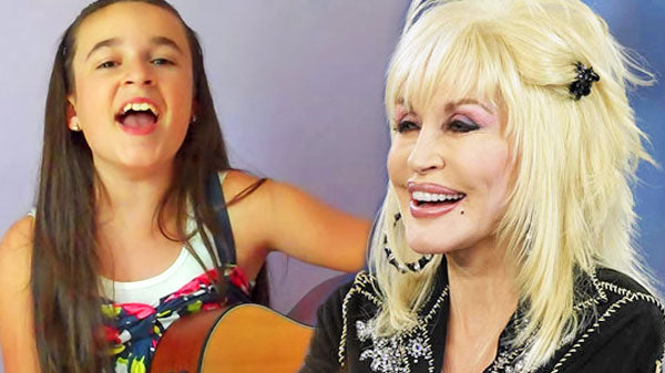 Dolly parton Songs | 11-Year-Old Girl Wows With Stunning Cover Of Dolly Parton's