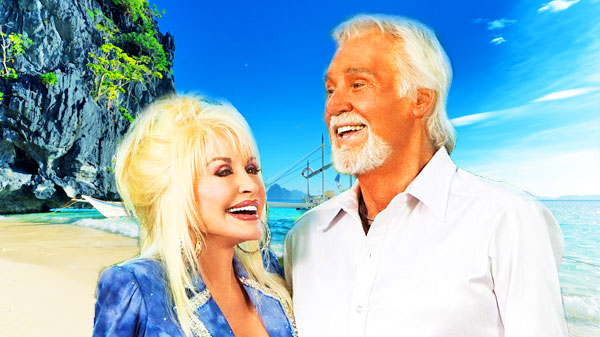 Kenny rogers Songs | Dolly Parton and Kenny Rogers - Islands in the Stream (WATCH) | Country Music Videos