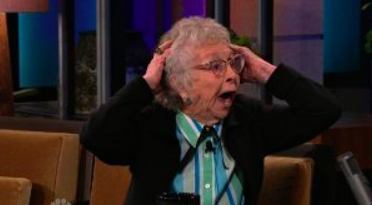Unsuspecting 100-Year Old Becomes Celebrity After Hilarious Talk Show Appearance | Country Music Videos