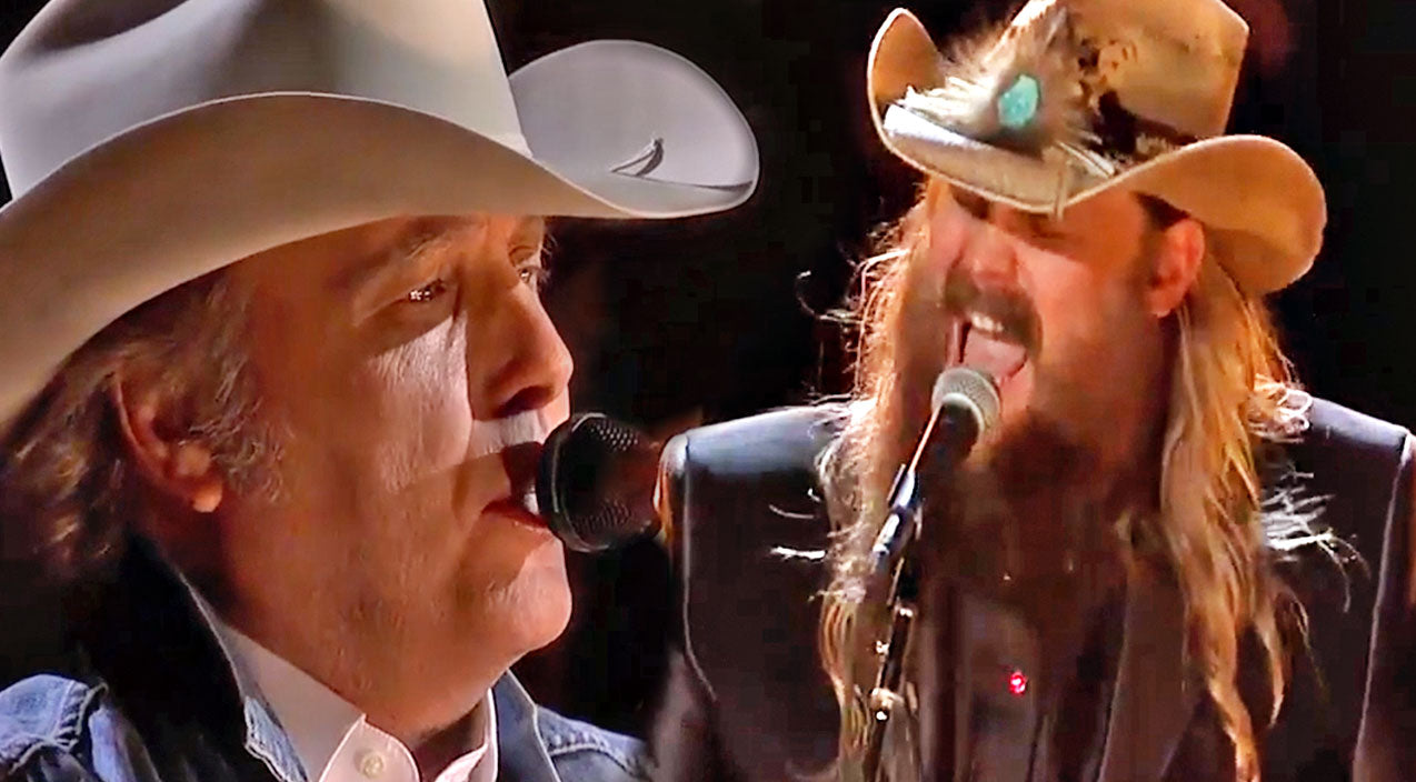 Modern country Songs | Chris Stapleton & Dwight Yoakam Take The CMAs By Storm With 'Seven Spanish Angels' | Country Music Videos