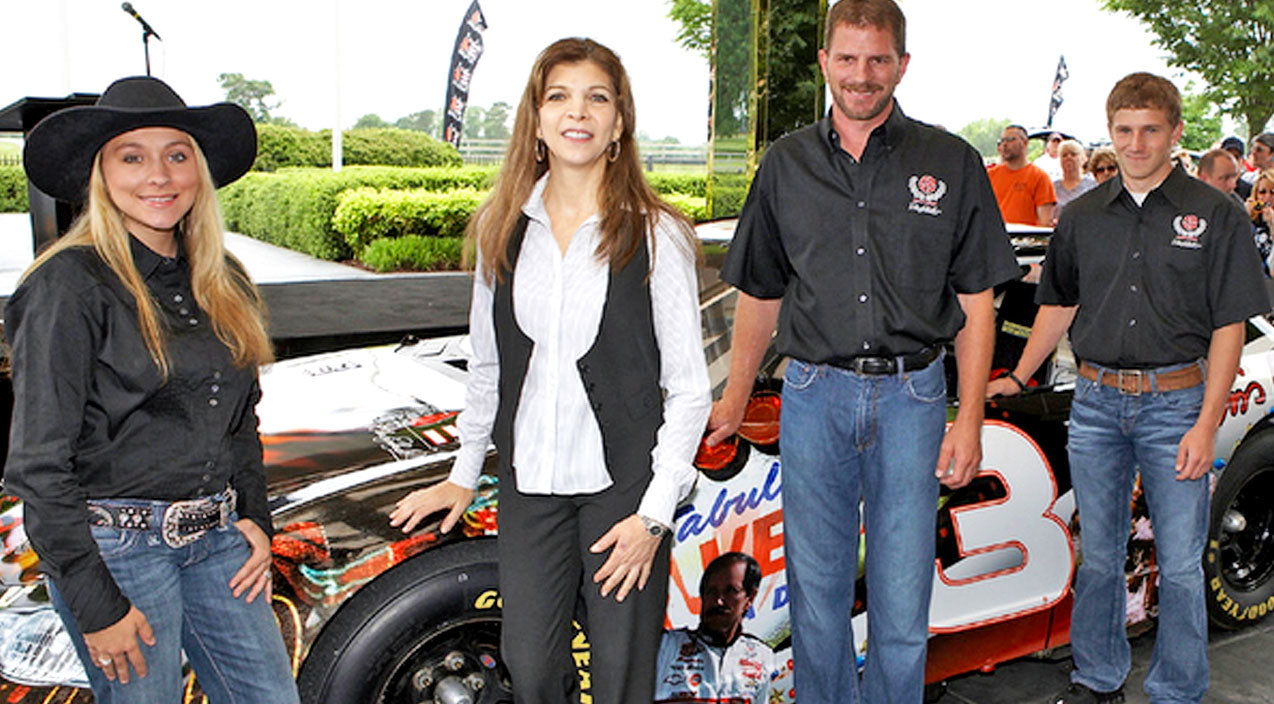 Nascar Songs   Earnhardt's Widow Wages War On Son With Statement   Country Music Videos