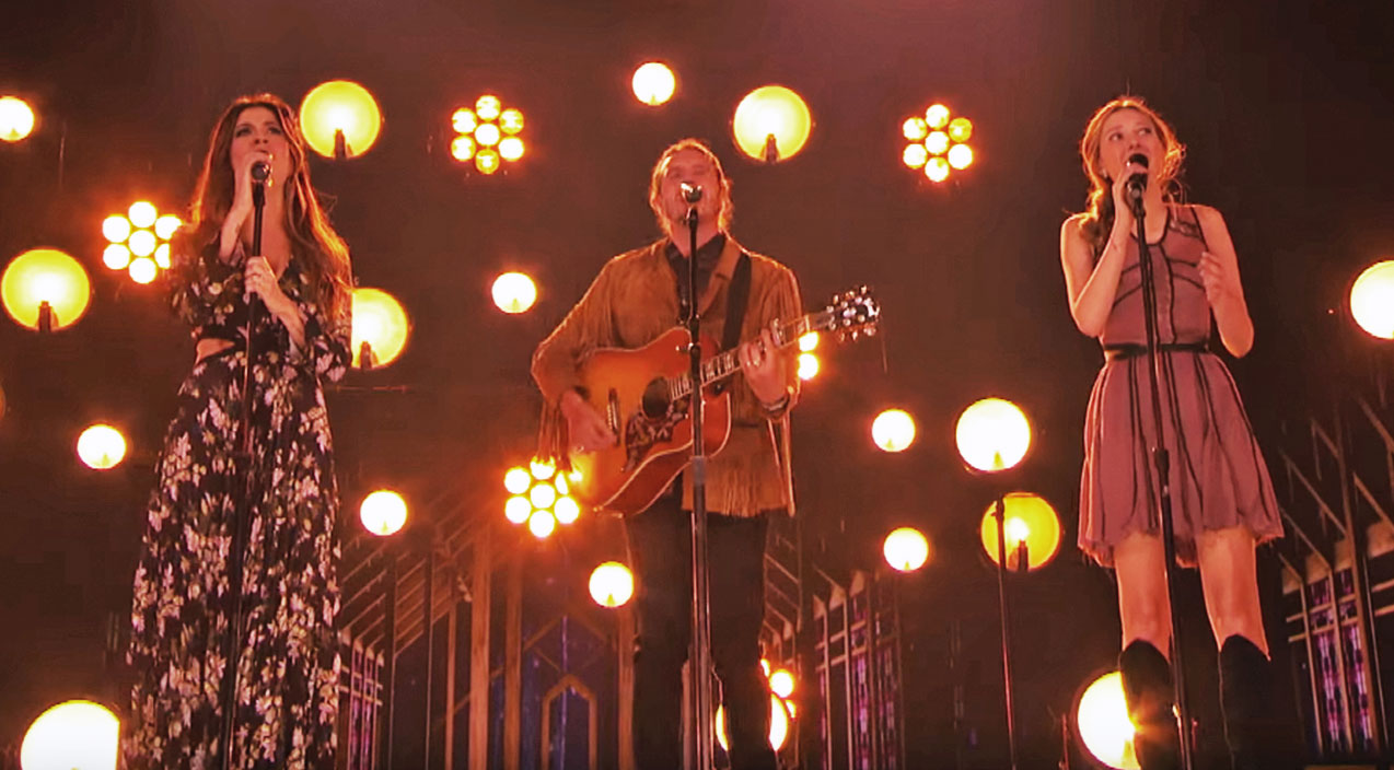 Rascal flatts Songs | America's Got Talent Watches Family Of 3 Praise God During 'Bless The Broken Road' | Country Music Videos