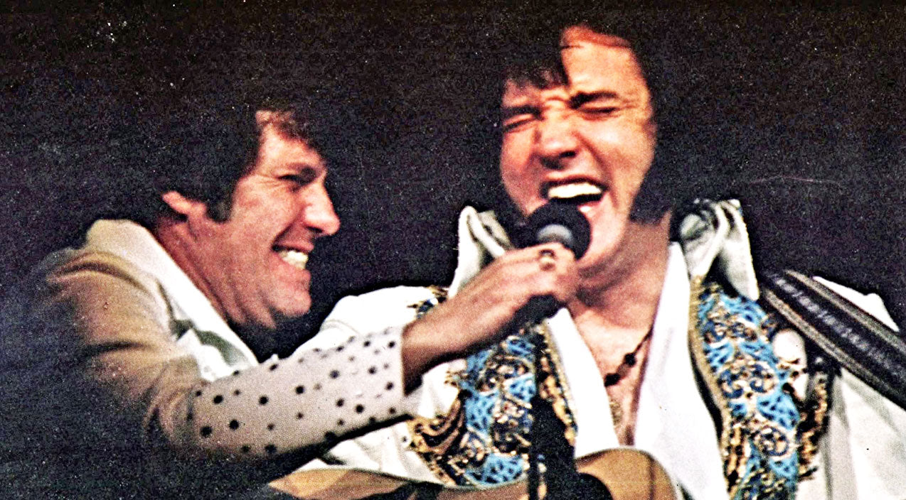 Elvis presley Songs | Elvis Laughs Hysterically During A Live Concert, But You'll Never Guess Why! | Country Music Videos