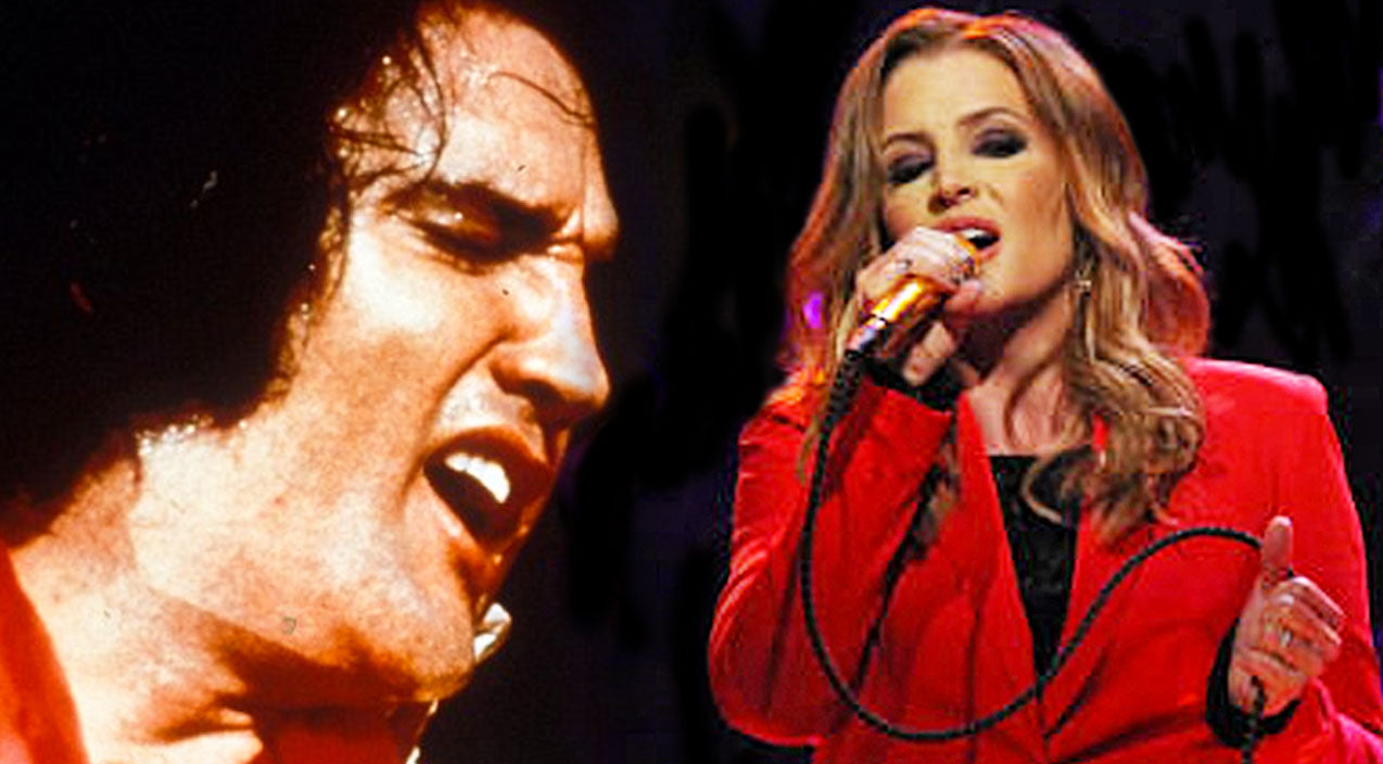 Lisa marie presley Songs | Elvis Presley & His Daughter, Lisa Marie, Singing 'Don't Cry Daddy' Will Give Y'all Chills! | Country Music Videos