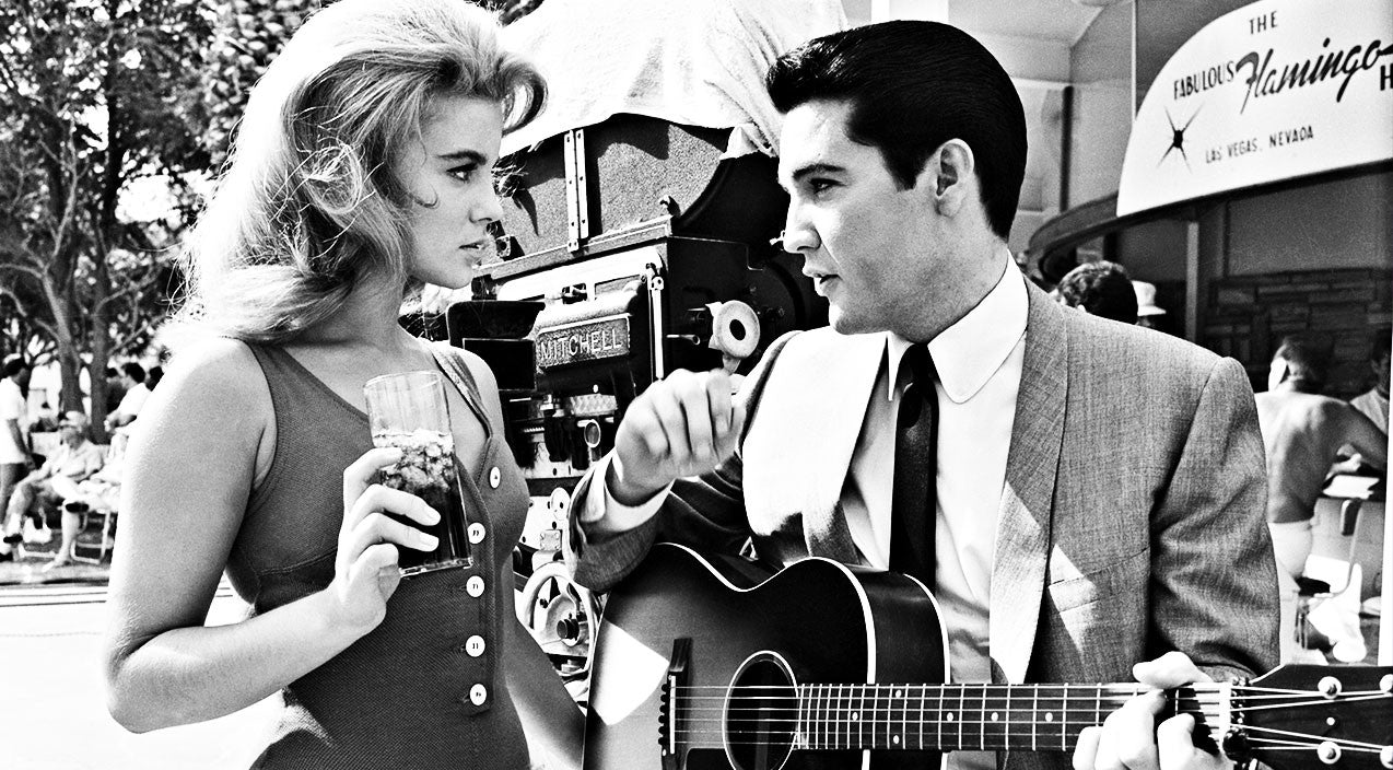 Elvis presley Songs | Rare Footage Surfaces Of Elvis & Ann-Margret In 'Viva Las Vegas' | Country Music Videos